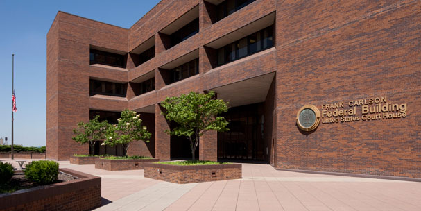 U.S. Federal Courts District of Kansas
